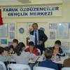Faruk Öndüzenciler Gençlik merkezi